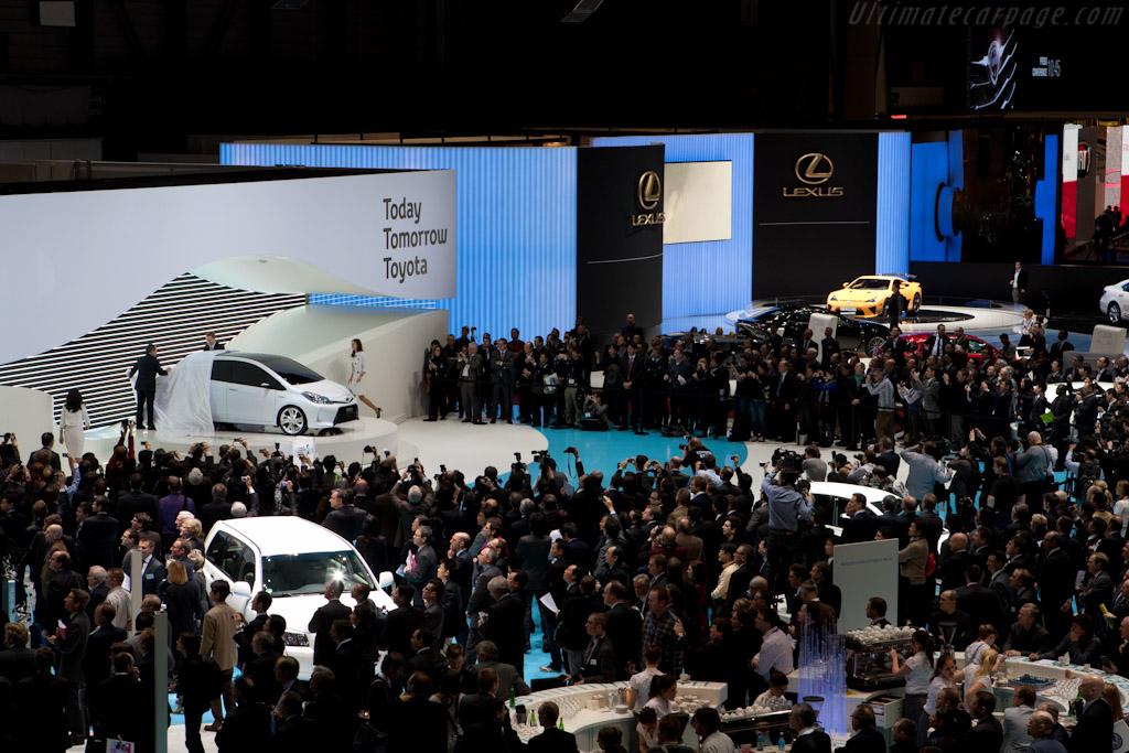 Toyota Yaris HSM Concept    - 2011 Geneva International Motor Show