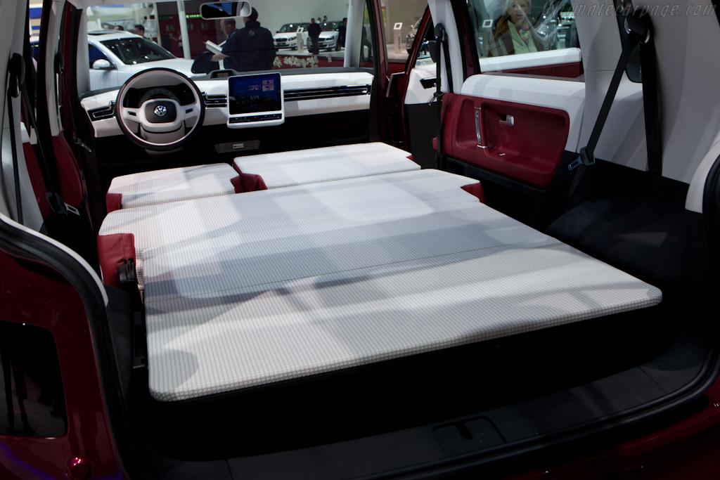 Volkswagen Bullie Concept    - 2011 Geneva International Motor Show