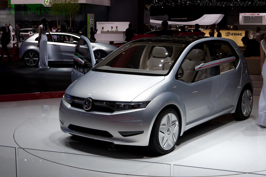 Volkswagen Go Concept    - 2011 Geneva International Motor Show