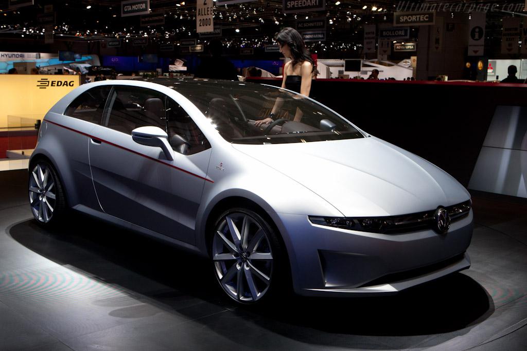 Volkswagen Tex Concept    - 2011 Geneva International Motor Show