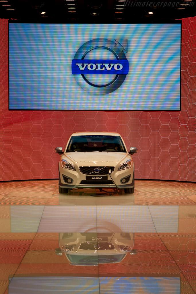 Volvo C30 Electric   - 2011 Geneva International Motor Show