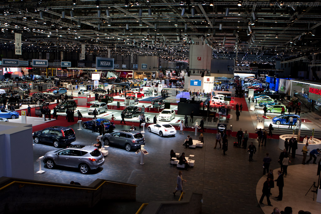Welcome to Geneva    - 2011 Geneva International Motor Show