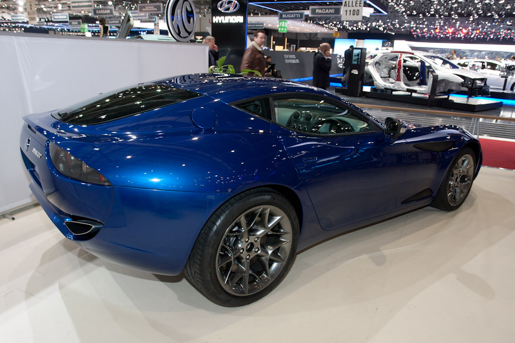 AC 378 GT Zagato    - 2012 Geneva International Motor Show