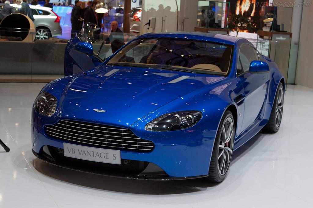Aston Martin V8 Vantage - Chassis: SCFEKBDL0CGC15989   - 2012 Geneva International Motor Show