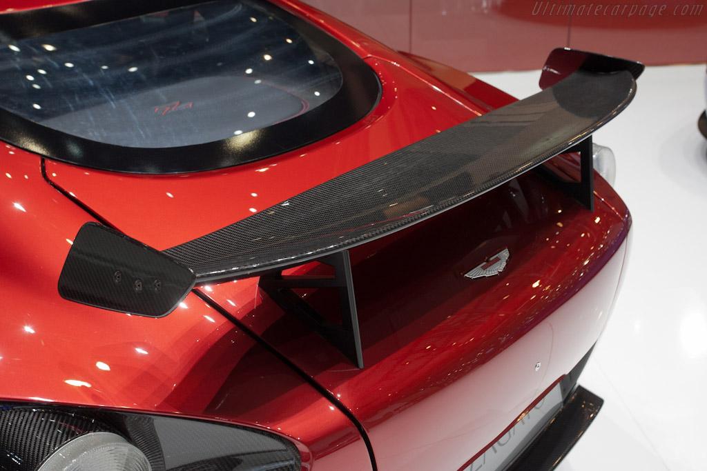 Aston Martin V8 Zagato    - 2012 Geneva International Motor Show