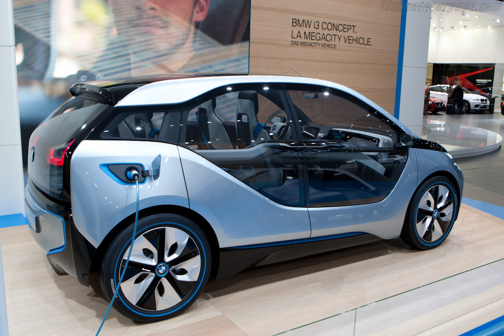 BMW i3 Concept    - 2012 Geneva International Motor Show