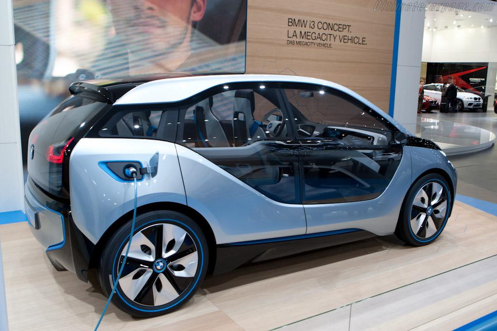 BMW i3 Concept    - 2012 Geneva International Motor Show