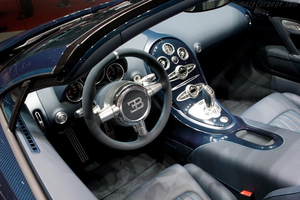 Bugatti Veyron Grand Sport Vitesse - Chassis: VF9SV252X2M795016   - 2012 Geneva International Motor Show