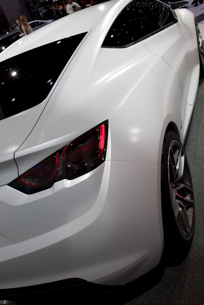 ... Motor Show report - More Chevrolet Tru 140S Concept images