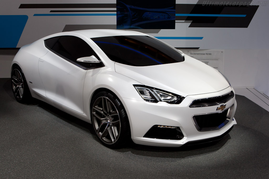 Chevrolet Tru 140S    - 2012 Geneva International Motor Show