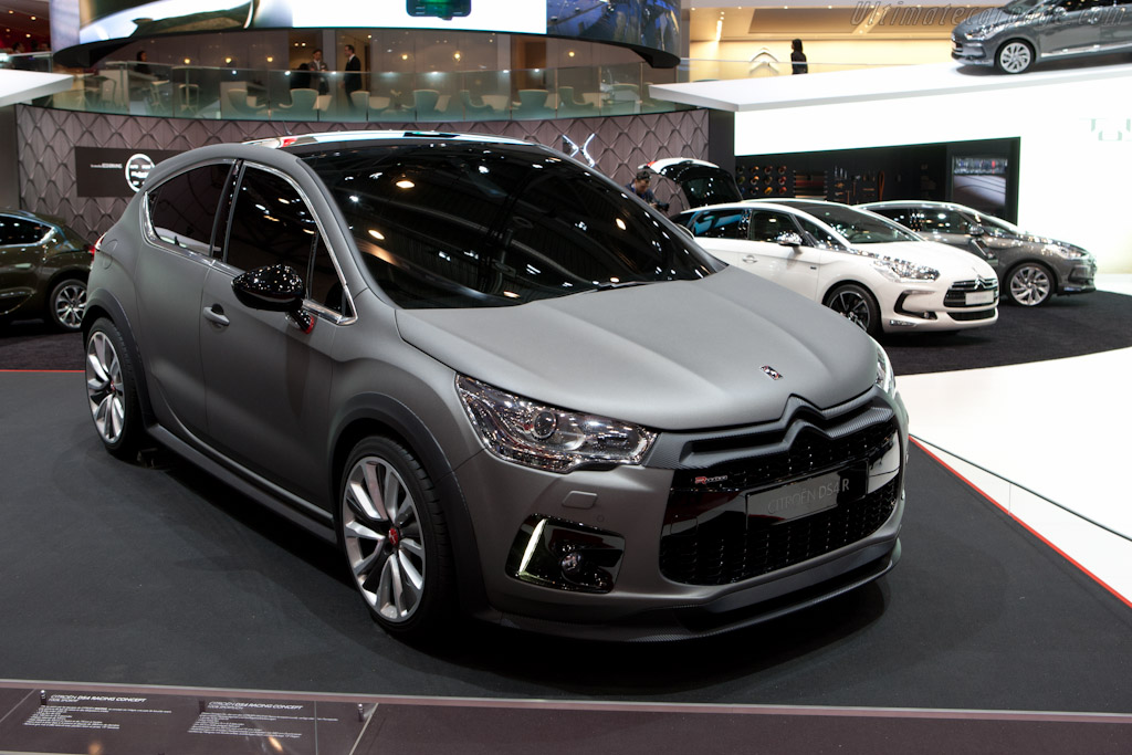 Citroën DS4 Racing    - 2012 Geneva International Motor Show
