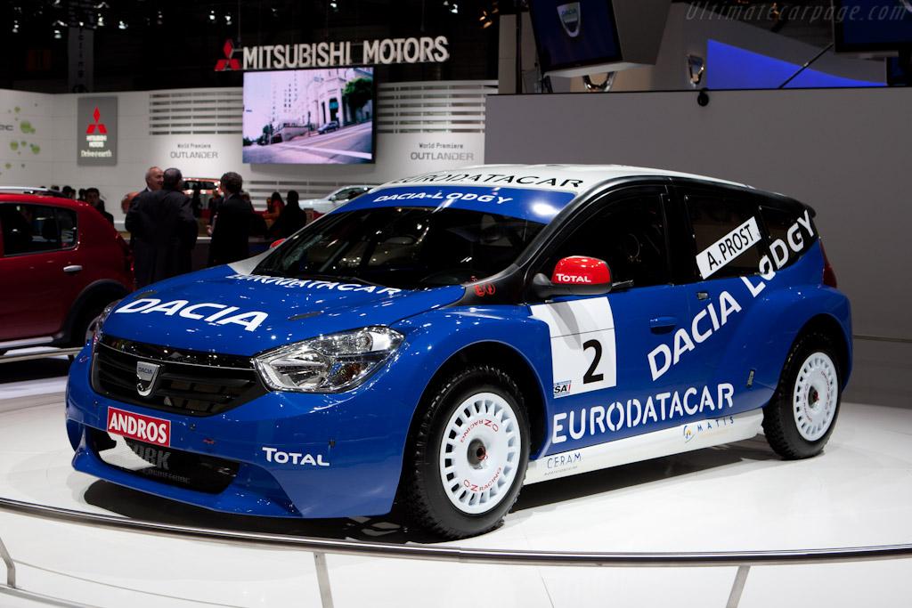 Dacia Lodgy Andros    - 2012 Geneva International Motor Show