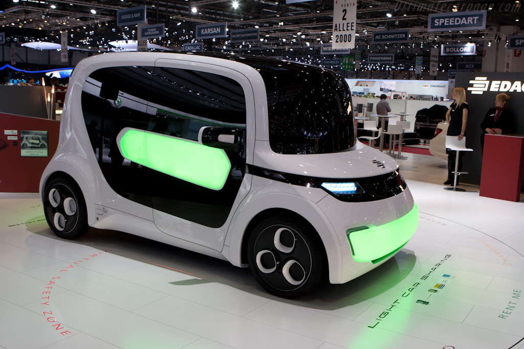 Edag Light Car    - 2012 Geneva International Motor Show