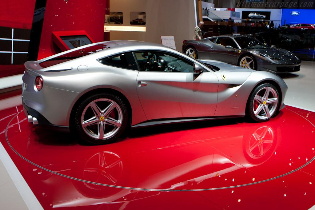 Ferrari F12berlinetta    - 2012 Geneva International Motor Show
