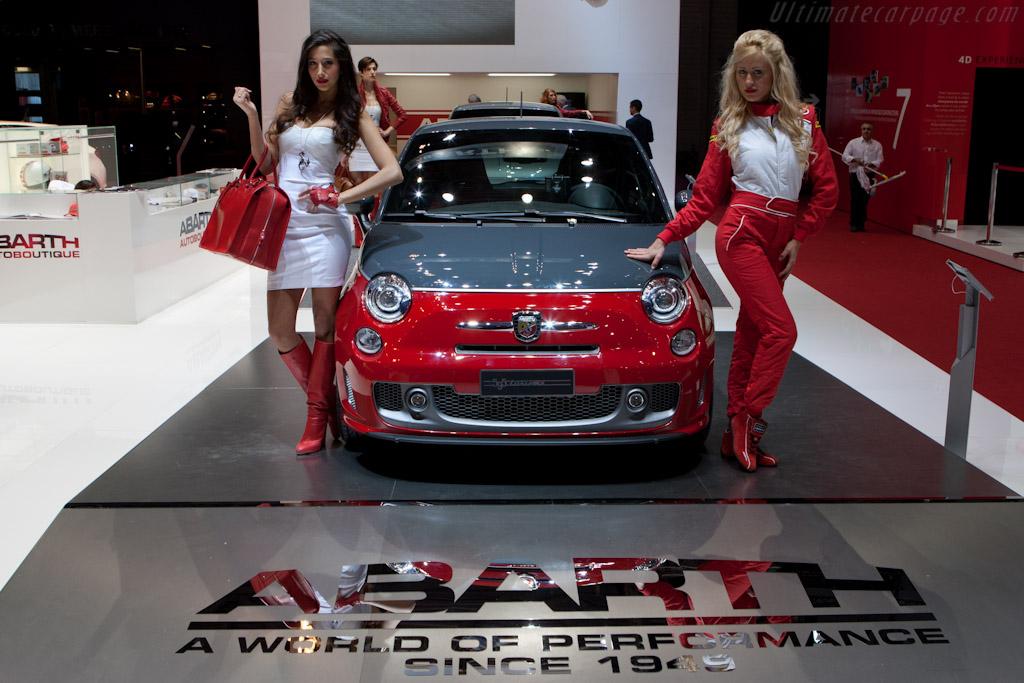 Fiat-Abarth 595 Turismo    - 2012 Geneva International Motor Show