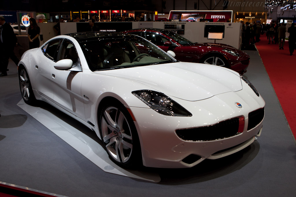 Fisker Karma    - 2012 Geneva International Motor Show