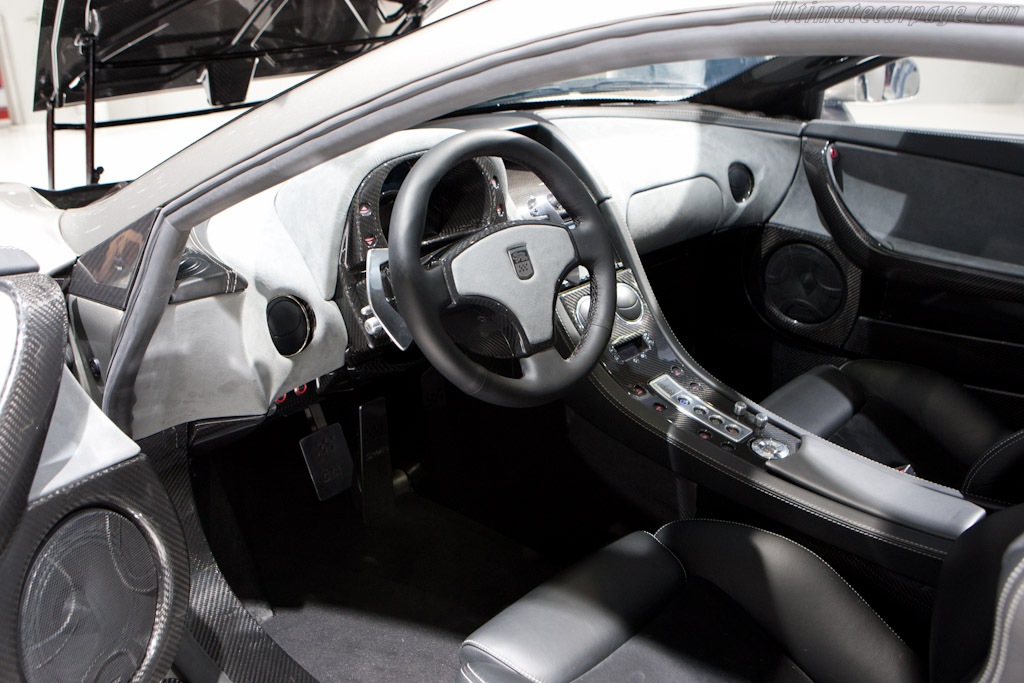 GTA Spano    - 2012 Geneva International Motor Show