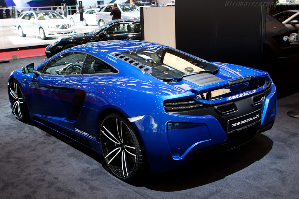 Gemballa GT    - 2012 Geneva International Motor Show