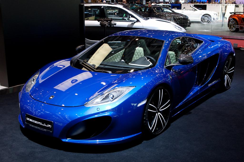 Gemballa GT    - 2012 Geneva International Motor Show
