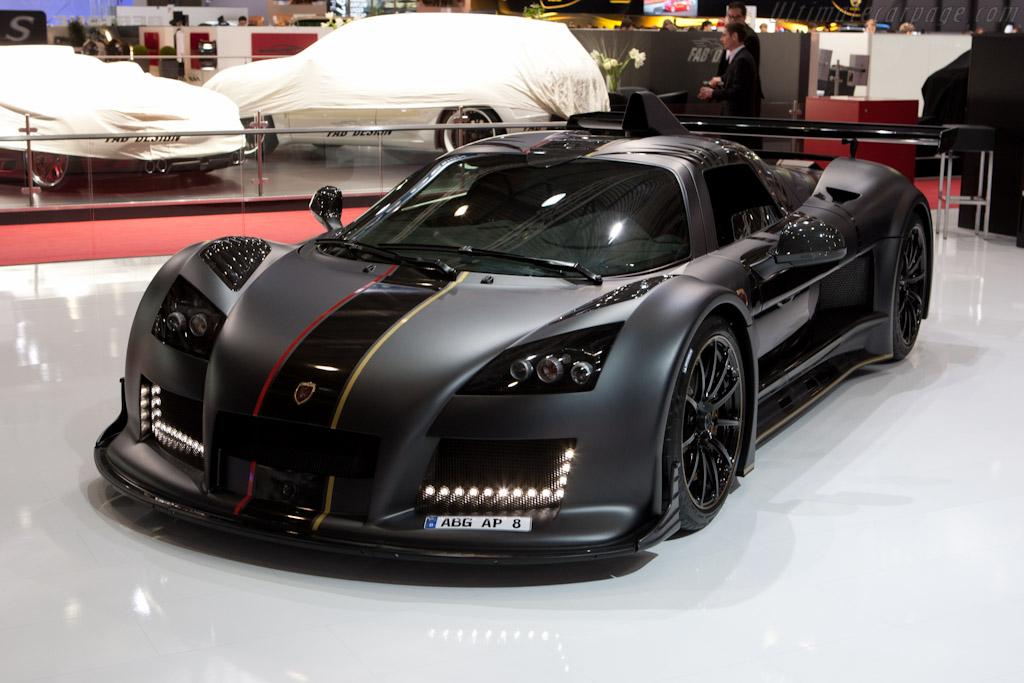 Gumpert Apollo Enraged    - 2012 Geneva International Motor Show