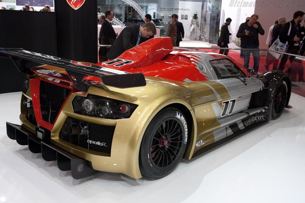 Gumpert Apollo R    - 2012 Geneva International Motor Show