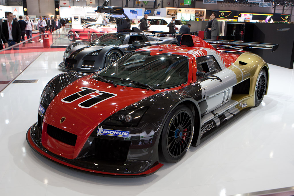 Gumpert Apollo R    - 2012 Geneva International Motor Show