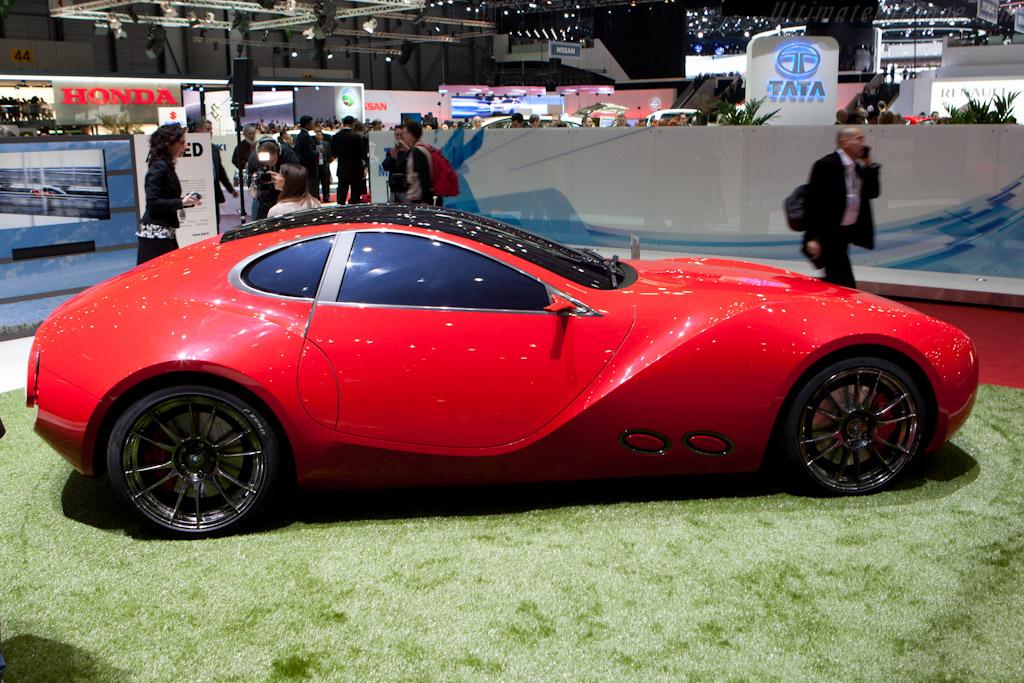 IED Cisitilia 202 E    - 2012 Geneva International Motor Show
