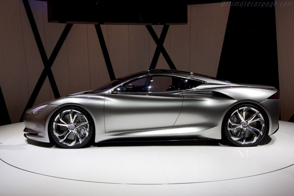 Infiniti Emerg-E Concept    - 2012 Geneva International Motor Show