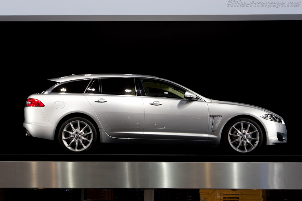 Jaguar XF Sportbrake    - 2012 Geneva International Motor Show