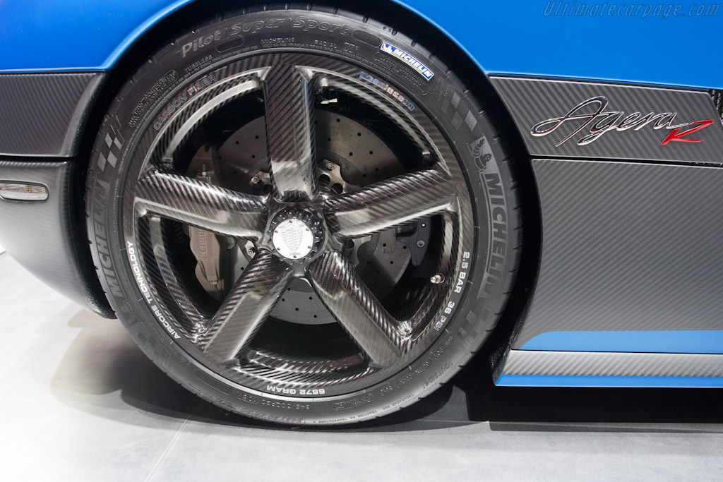 Koenigsegg Agera R - Chassis: 7090   - 2012 Geneva International Motor Show