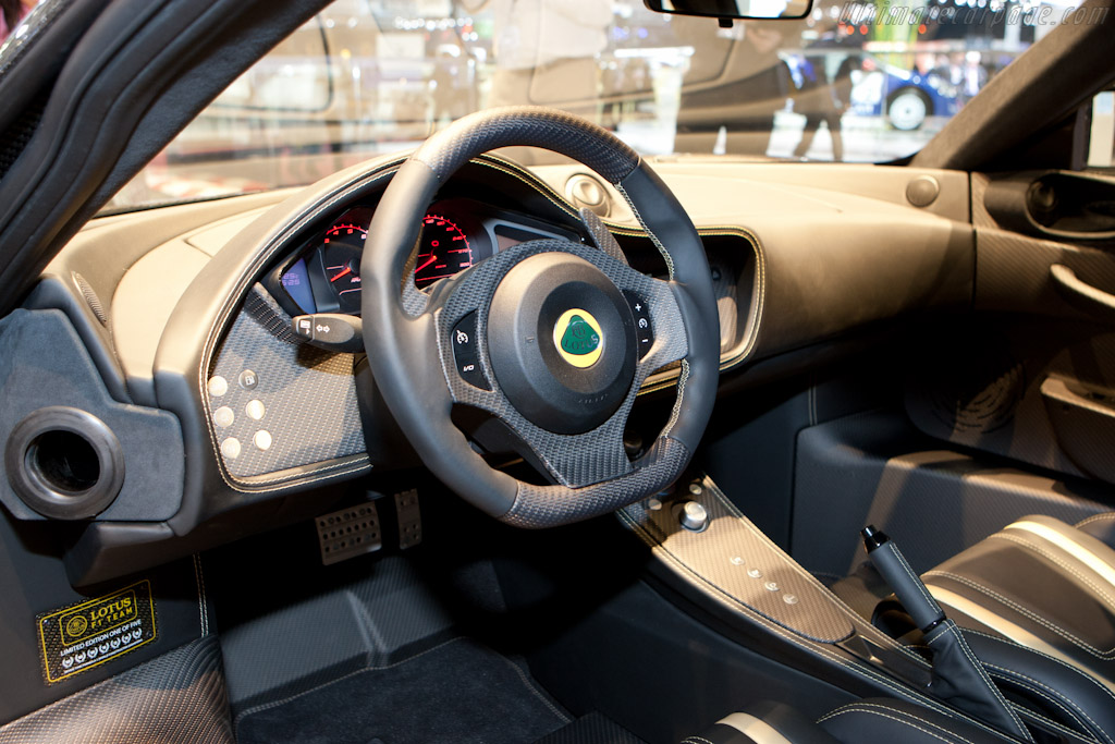 Lotus Evora GTE Road    - 2012 Geneva International Motor Show
