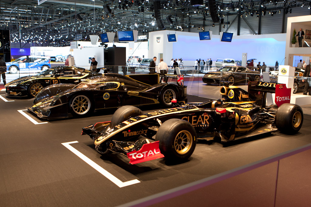 Lotus Motorsport   - 2012 Geneva International Motor Show