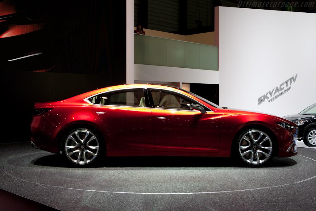 Mazda Takeri Concept    - 2012 Geneva International Motor Show