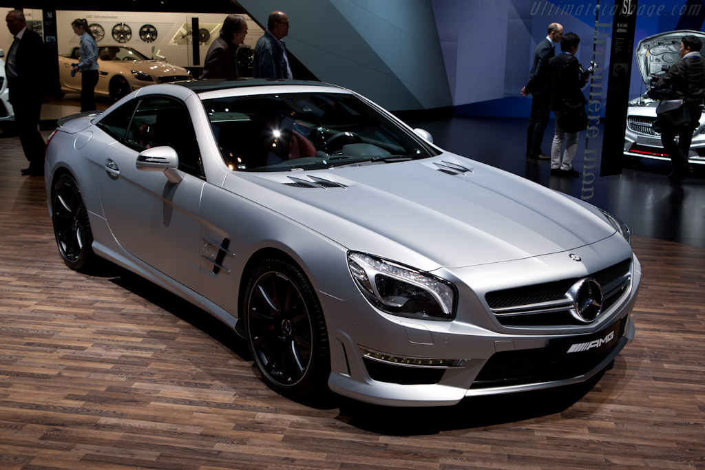 Mercedes benz sl 63 amg 2012 geneva international motor show for Mercedes benz lease return