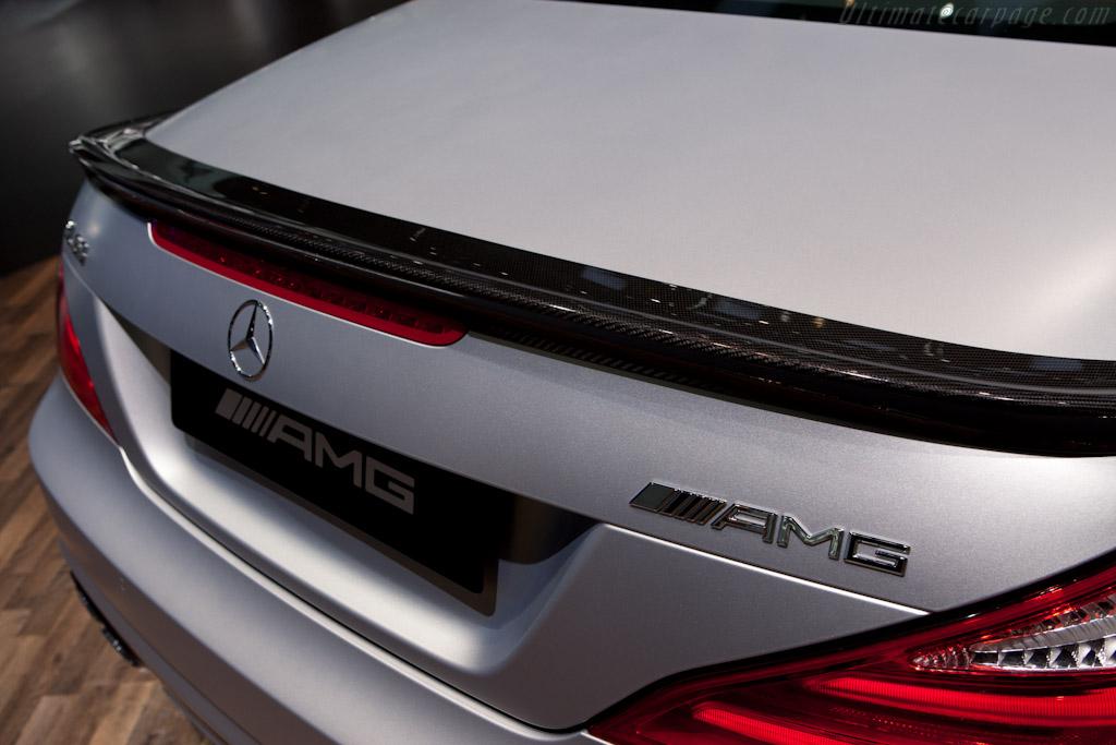 Mercedes-Benz SL 63 AMG    - 2012 Geneva International Motor Show