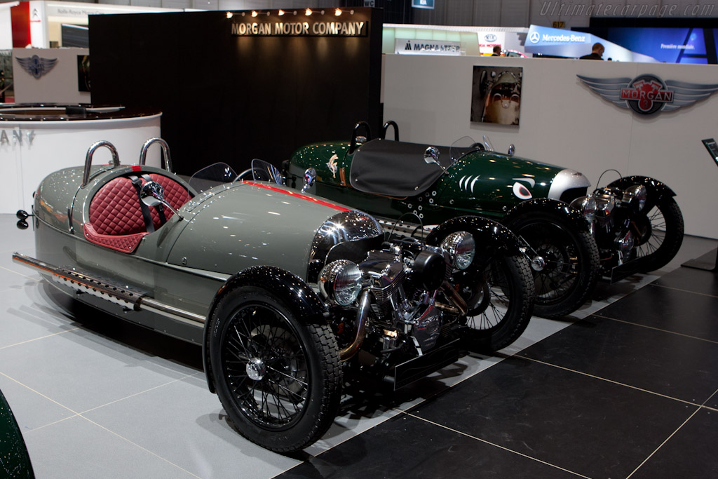 Morgan 3 Wheeler    - 2012 Geneva International Motor Show