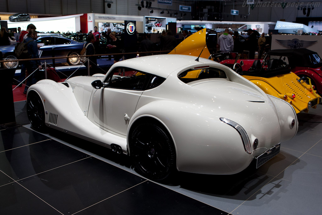 Morgan Aero Coupe    - 2012 Geneva International Motor Show