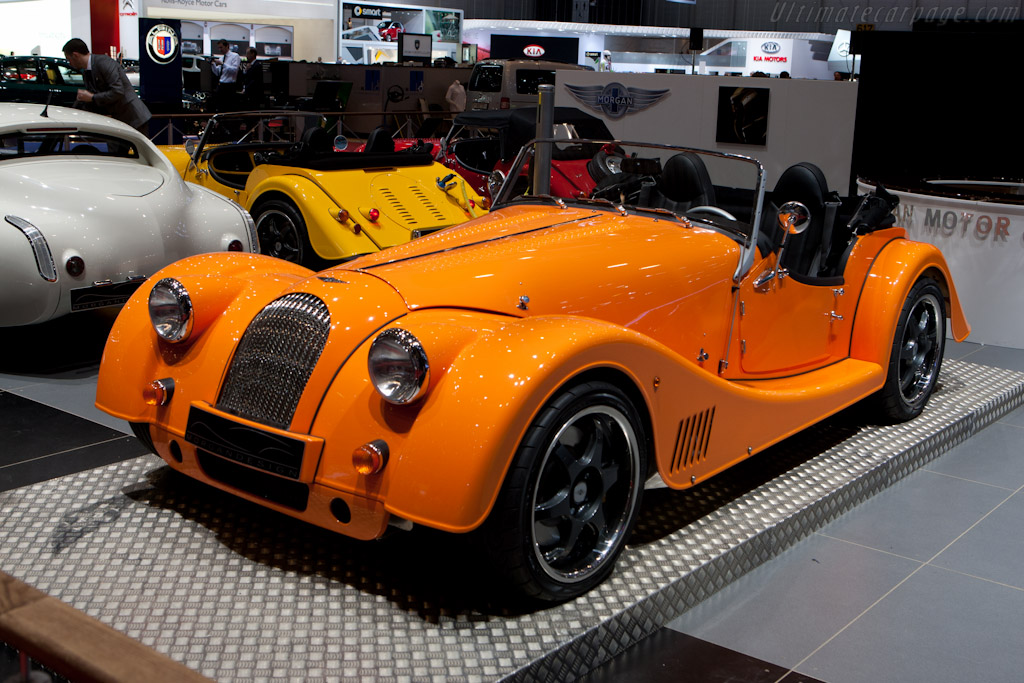 Morgan Roadster Plus 8    - 2012 Geneva International Motor Show