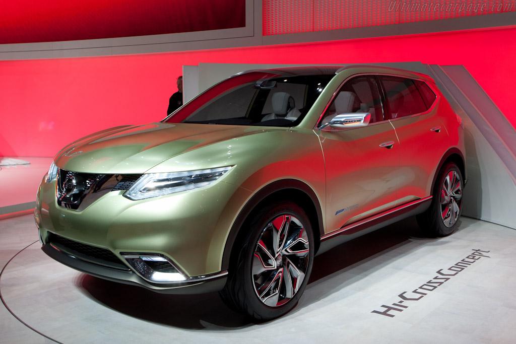 Nissan Hi Cross Concept    - 2012 Geneva International Motor Show