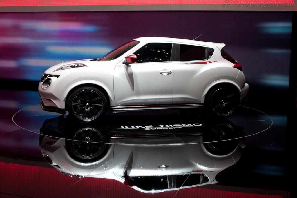 Nissan Juke Nismo    - 2012 Geneva International Motor Show