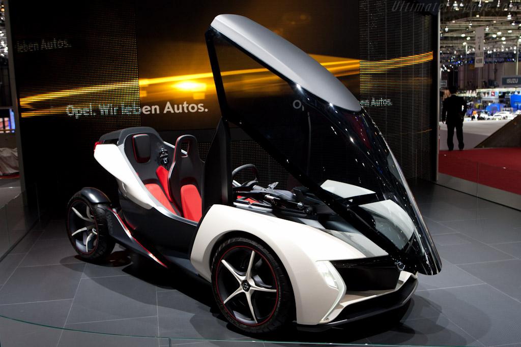 Opel RadE Concept    - 2012 Geneva International Motor Show