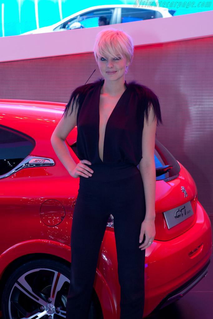 Peugeot 208 GTI    - 2012 Geneva International Motor Show