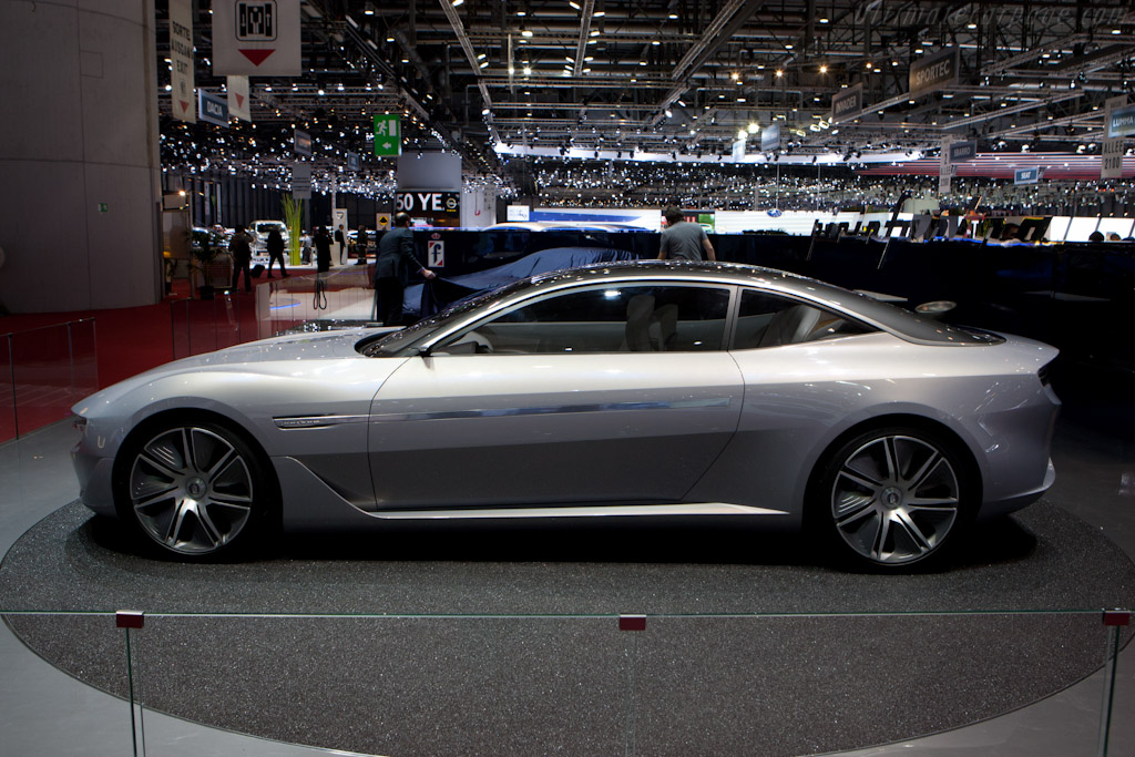 Pininfarina Cambiano    - 2012 Geneva International Motor Show