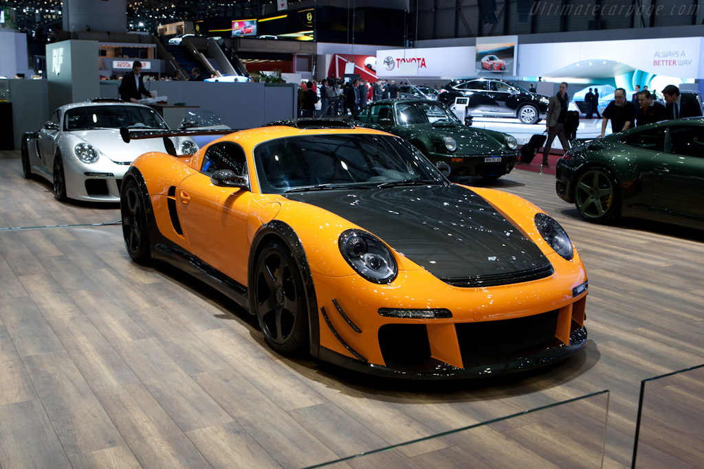 RUF CTR-3 Clubsport    - 2012 Geneva International Motor Show