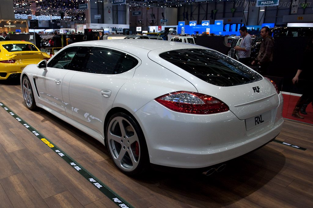 RUF RXL    - 2012 Geneva International Motor Show