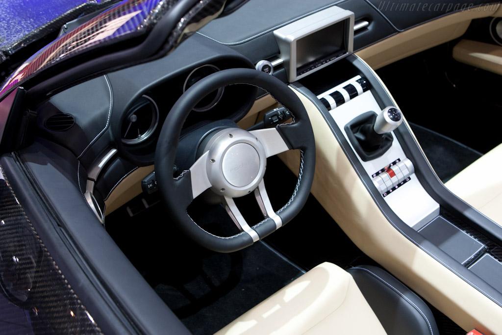 Roding Roadster 23    - 2012 Geneva International Motor Show