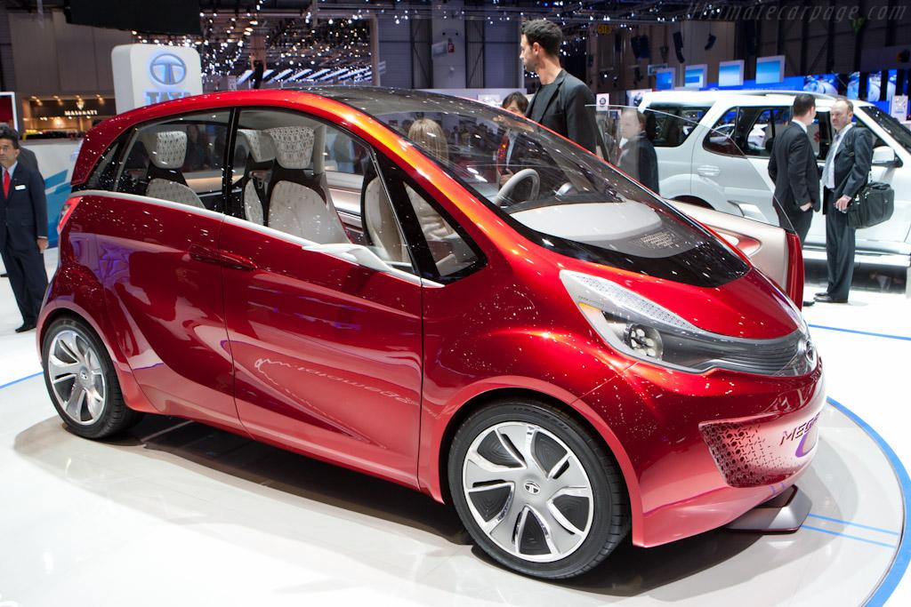 Tata Megapixel Concept    - 2012 Geneva International Motor Show