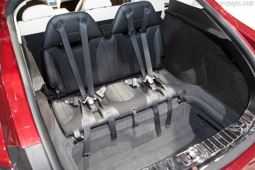 Tesla Model S    - 2012 Geneva International Motor Show