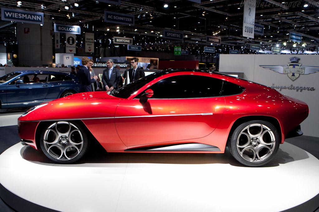 Touring Disco Volante 2012    - 2012 Geneva International Motor Show