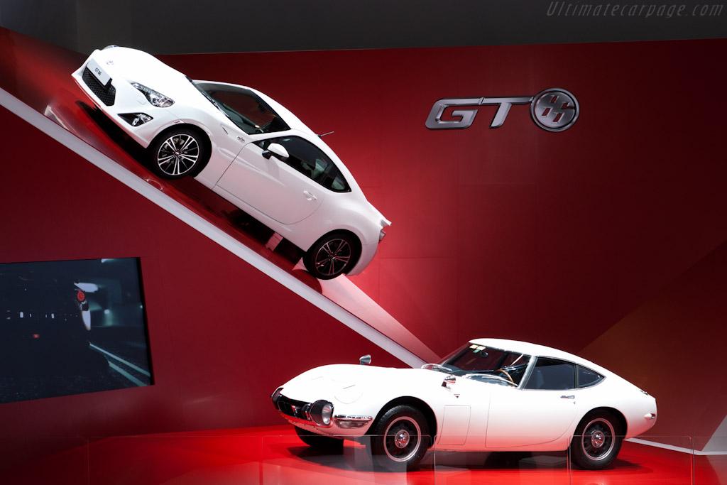Toyota 2000 GT    - 2012 Geneva International Motor Show